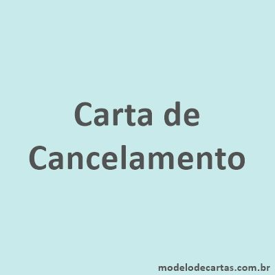 carta-cancelamento