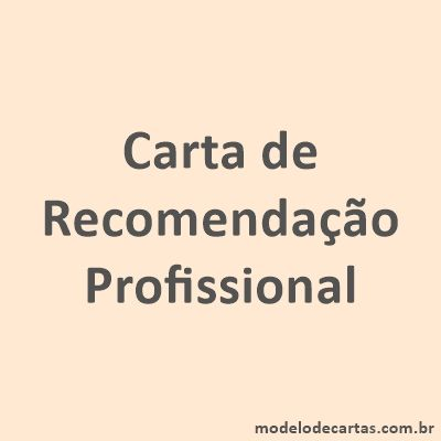 recomendacao-profissional